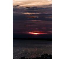 High Cliff State Park Photographic Print
