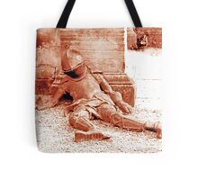 Fallen Soldier, Harewood House Tote Bag