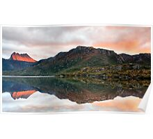 Perfect Conditions_Cradle Mountain Poster