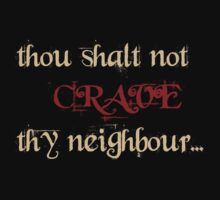 thou shalt not crave thy neighbour - True Blood by VamireBlood