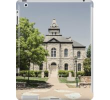 Glen Rose iPad Case/Skin