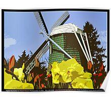 14188 Mount Vernon Tulip Festival Poster