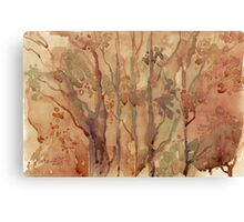 Trees - Flow-ers of energy Canvas Print