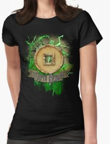 Earth Bender Womens Fitted T-Shirt