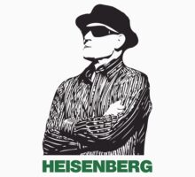 Heisenberg by shakdesign