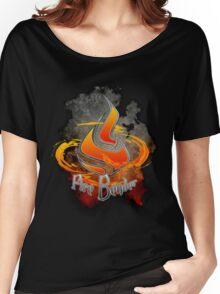 Fire Bender Women's Relaxed Fit T-Shirt
