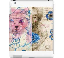 Journal page-Dream iPad Case/Skin