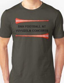 Concerto for Vuvuzela Tee - 1 T-Shirt