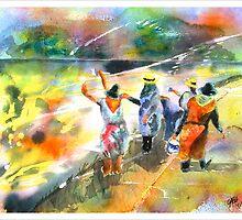 The Painters by Joyce Ann Burton-Sousa