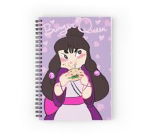 ~BURGER QUEEN~ Spiral Notebook