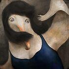 Neighbor (5) by bluebirdsoLa