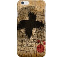 Those who deny freedom to others deserve it not for themselves. iPhone Case/Skin