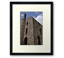 Marshall's Shaft Engine House Framed Print