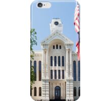 Hillsborough County Courthouse iPhone Case/Skin