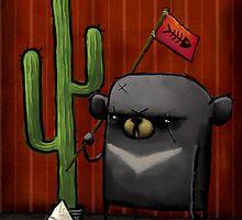 Moonbear Fiesta by Michael Bombon