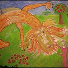 The Golden dragon Dream (closer) by catherine walker