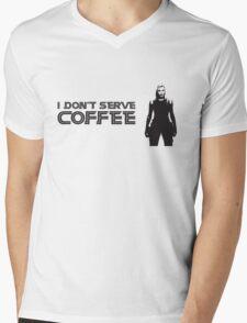 Starbuck Mens V-Neck T-Shirt