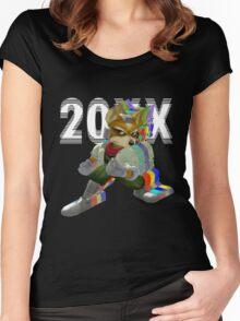 Fox 20XX Women's Fitted Scoop T-Shirt
