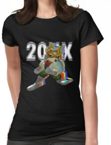Fox 20XX Womens Fitted T-Shirt