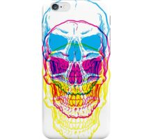 Kaleidoskull iPhone Case/Skin