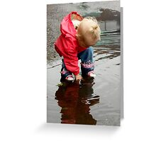 To A Child there is ... Greeting Card