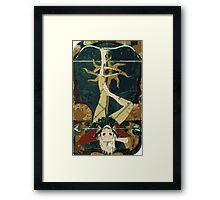 Sera Tarot Card 2 Framed Print