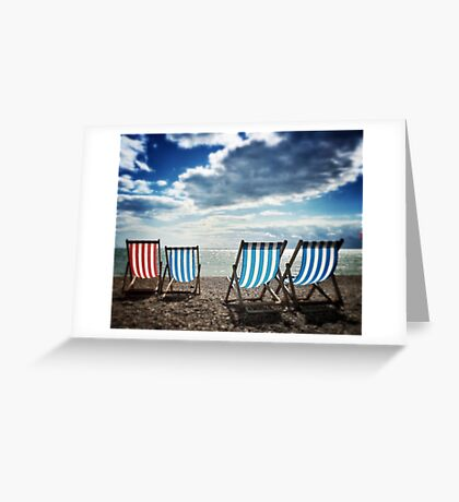 Relax! Greeting Card