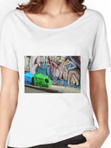Street Party After Women's Relaxed Fit T-Shirt