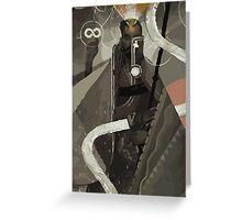 Dorian Tarot Card 1 Greeting Card