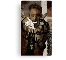 Dorian Tarot Card 2 Canvas Print
