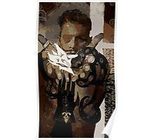 Dorian Tarot Card 2 Poster