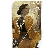 Josephine Tarot Card Poster