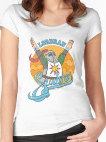 Lordran Sunbros Women's Fitted Scoop T-Shirt