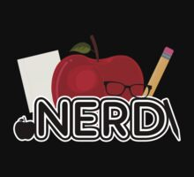 Nerd - Logo 2 Kids Clothes