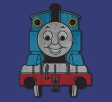 Thomas the Tank Engine by C-Cat