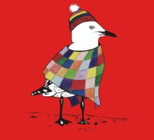 Chilli the Seagull One Piece - Long Sleeve