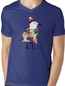 Chilli the Seagull Mens V-Neck T-Shirt