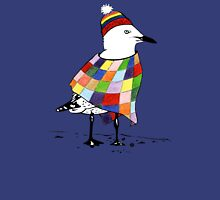 Chilli the Seagull T-shirt Womens Fitted T-Shirt