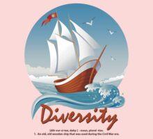 Diversity One Piece - Long Sleeve