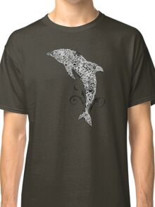 Dolphin Doodle Classic T-Shirt
