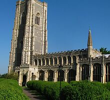 St Peters and St Pauls, Lavenham, Suffolk by wiggyofipswich