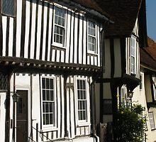 High Street, Lavenham, Suffolk by wiggyofipswich