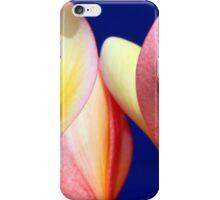 Frangipani Flame iPhone Case/Skin