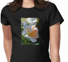Pride and Prejudice  Rose Womens Fitted T-Shirt