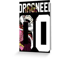 Natsu Dragneel 00 Greeting Card