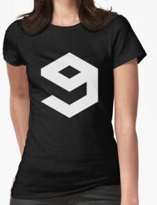 9gag meme again Womens Fitted T-Shirt