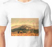 Assisi, Italia Unisex T-Shirt