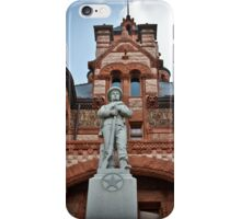 Waxahachie Courthouse iPhone Case/Skin