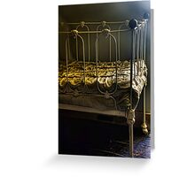 Upstairs Nursery-Roughley House Greeting Card