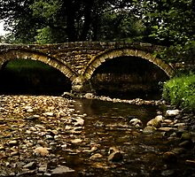 Wycoller Bridge by Country  Pursuits